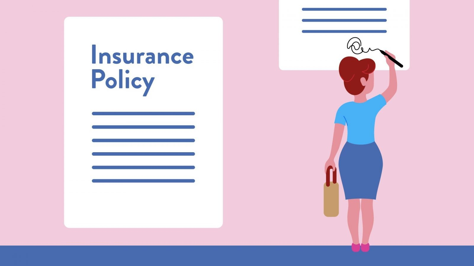 Insurance Policy schedule